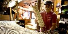 Hand Woven Hammocks at Pawleys Island Hammock Shops Myrtle Beach Shopping, Myrtle Beach Resorts, Rope Hammock, Hammocks, Pawleys Island Hammock, Outdoor Curtains, Ny Times, Hanging Out, Hand Weaving