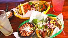 Tacos at Por Que No, Portland