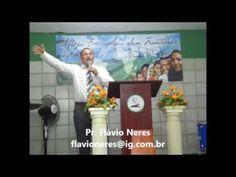 Pregação Vencendo as Crises na Família (Áudio) - Pastor Flavio Neres