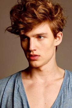 "He's my perfect vision of Peter for my novel ""Second Star"". Sharp cheekbones, thick auburn hair, a face that can be both carefree or cruel. I wish I knew his real-life name."