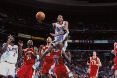 In Allen Iverson, We Saw Ourselves, Even If We Didn't Know It When He Played