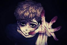 killing me softly- killing stalking by Danny-chama on DeviantArt Anime Guys, Manga Anime, Anime Art, Hot Anime, Sangwoo Killing Stalking, Chibi, Killing Me Softly, Wattpad, Kawaii