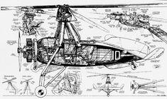 Cierva C-4 Autogyro