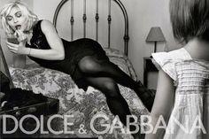 Madonna's Dolce & Gabbana