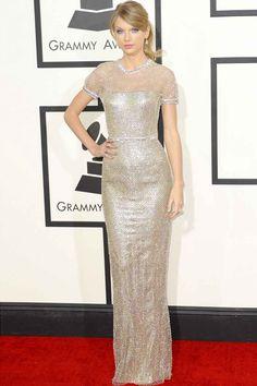 Best Red Carpet Dresses 2014 - Lupita Nyong'o, Scarlett