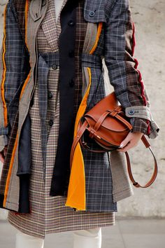 Street Style Looks from Paris Fashion Week Fall 2018 Part IV