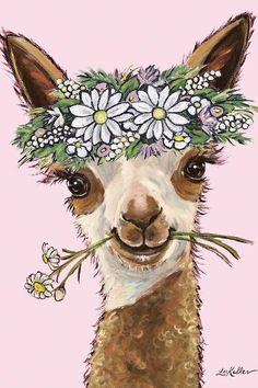 Animal Art Prints, Animal Paintings, Animal Drawings, Canvas Art Prints, Art Drawings, Framed Canvas, Framed Prints, Alpacas, Llama Arts