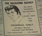 Rockford Files - FTW!
