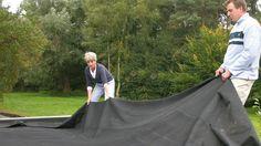 Plat dak met rubber dekken | GAMMA.be