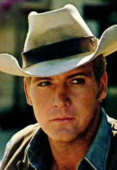 Heath Barkley - The Big Valley - Had a CRAZY crush on him when I was growing up .... now I remember why!!