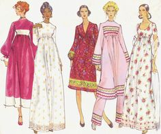 1970s Vogue Basic Design Sewing Pattern 2429 Womens by CloesCloset, $20.00