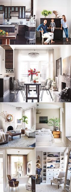 I LOVE Keri Russell and her home is fabulous! Like This feel for the cottage