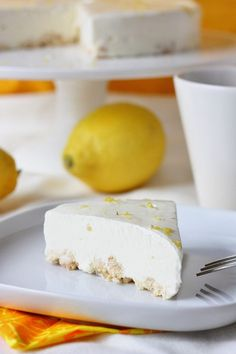 Vatkaa White Food, Perfect Food, Feta, Cheesecake, Dairy, Favorite Recipes, Desserts, House Cafe, Easter