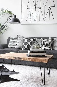 15 Best Decor Ideas For Your Small Living Room Apartment Living Room Decor Apartment Decor Ideas Living Room Small Living Pequeños, Small Living Rooms, Modern Living, Living Room Tables, Small Living Room Designs, Living Area, Nordic Living Room, Living Room Decor Cozy, Cottage Living