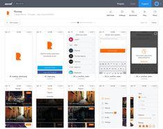 Marvel App : prototyper une interface interactive