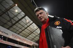 Pelatih Manchester United : MU Masih Belum Seimbang - Manajer Manchester United, Louis van Gaal,