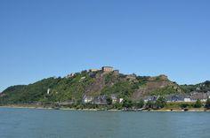 Festung Ehrenbreitstein in Koblenz › Ausflugstipps für Deutschland
