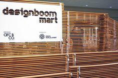 toronto-designboom-mart-2016-designboom-002 #rethinkmahogany  www.greenworldlumber.com