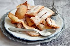 Csöröge fánk (bögrésen is) | Rupáner-konyha Chinese Food, Chinese Recipes, Apple Pie, Cake Recipes, French Toast, Food And Drink, Keto, Sweets, Cookies