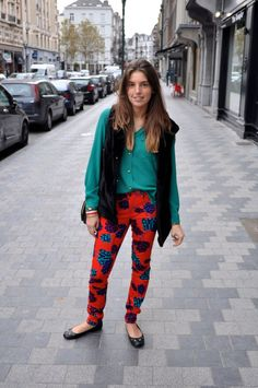 new outfit post 100% Marc by Marc Jacobs today on www.stylingpot.be MMJ, marc jacobs, look, ootd, lotd, blog, blogger, fashionblogger, stylingpot, floral, colours, fur, ballerinas, mouse flats