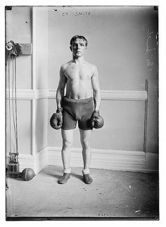 C.Y. Smith [boxing] (LOC)