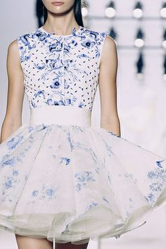 {fashion inspiration | runway : giambattista valli couture autumn/winter 2014}