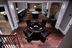what s the hottest remodeling project please help pick the winner daily5remodel, remodeling, Rule4 Building Group calls this the ultimate mancave It s in Ellicott City Md Learn more at