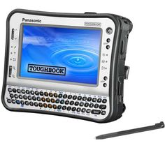 The CF-H1 Mobile Clinical Assistant is the first of its kind in the world with the high-performance Intel Atom Processor and has been perfectly designed to meet the requirements of nurses and physicians to access and document up-to-date patient information at the point of care or while on the go. With its fanless design and sealed ports the Panasonic Toughbook CF-H1 is easy to disinfect and meets Hospital Safety Certifications.    The Panasonic Toughbook CF-H1 MCA allows doctors and nursing…
