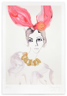 Tanya Ling, Louis Vuitton Bunny Ears, 2010. Limited Edition FIG Print. Signed and numbered by the artist. Price subject to currency exchange rate at the time of ordering. $500.00.