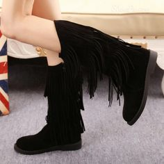 New Arrival Heels, Boots, Sandals and Dresses Online Sale Mid Calf Boots, Knee High Boots, Flat Boots, Girls Shoes, Designer Shoes, All Black Sneakers, Tassels, Fashion Shoes, Shoe Designs