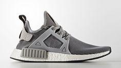 adidas NMD XR1 Grey Black