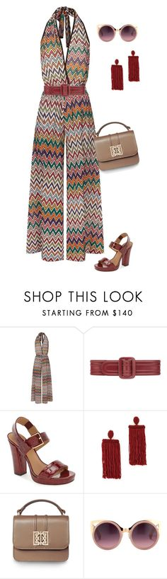 """outfit 6246"" by natalyag ❤ liked on Polyvore featuring Missoni Mare, Oscar de la Renta, Calvin Klein and Erdem"