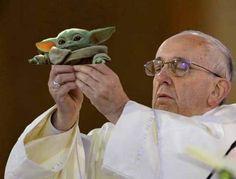Star Wars Meme, Yoda Meme, Yoda Funny, Disney Memes, Funny Babies, Cute Babies, Yoda Quotes, Images Star Wars, Cartoon Memes