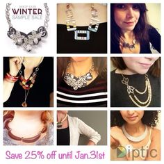 Happy new year!!   Found a new feature on my Diptic app while procrastinating working on my thesis!  Sample sale on now! Save 25% off selected discontinuing items!   www.kieranfaw.mycolorbyamber.com/shop/sample-sale