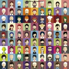 7 Best Avatars and Profile pics images in 2016 | Face, Face