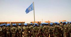 UN Troops in Mali Slaughter Civilian Protesters