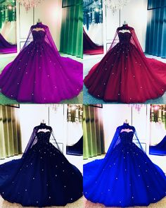 Quince Dresses, Ball Dresses, Prom Dresses, Burgundy Quinceanera Dresses, Sweet 15 Dresses, Colored Wedding Dress, Elegant Ball Gowns, Tulle Ball Gown, Affordable Wedding Dresses