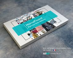 Carte De Visite Tendance Pour Une Agence Immobiliere Decouvrez Tous Nos Modeles Supports
