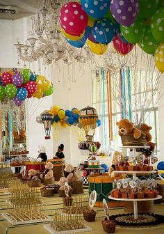 Festa Balões