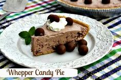 Whooper candy pie