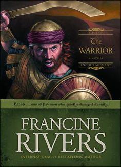 Biblical historical fiction. Christian literature by Francine Rivers.