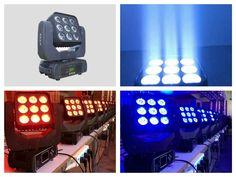 1088.00$  Watch here - http://ali8f9.worldwells.pw/go.php?t=32351382500 - 4pcs/lot, Super rotating Beam LED Moving Head Matrix Light 9x10W RGBW 4in1 Quad dmx led lights wash Stage Lighting club dj disco 1088.00$