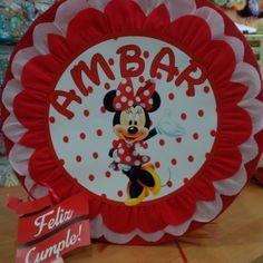 Minnie para Ambar!