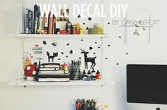 Sincerely, Kinsey: Wall Decal DIY