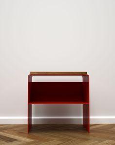Nachttisch Weiß Eiche Metall Holz Modern Schwarz The Classic   Stahlzart®  Designmöbel Für Ihr Zuhause