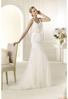 Wedding Dress Pronovias Dehesa 2013