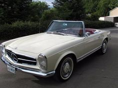 1964 Mercedes Benz 230SL $82,000  by Magnusson Classic Motors in Scottsdale AZ . Click to view more photos and mod info.