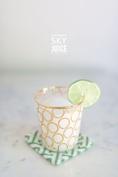 Bahamian Sky Juice #cocktail Photography: Rustic White - www.rusticwhite.com/  Read More: http://www.stylemepretty.com/living/2014/05/16/bahamian-sky-juice/