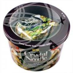 Long Kow Crystal Noodle (Savory Shoyu)