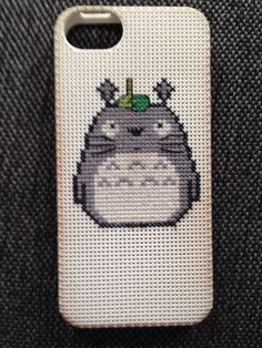 iPhone cover - cross stitch